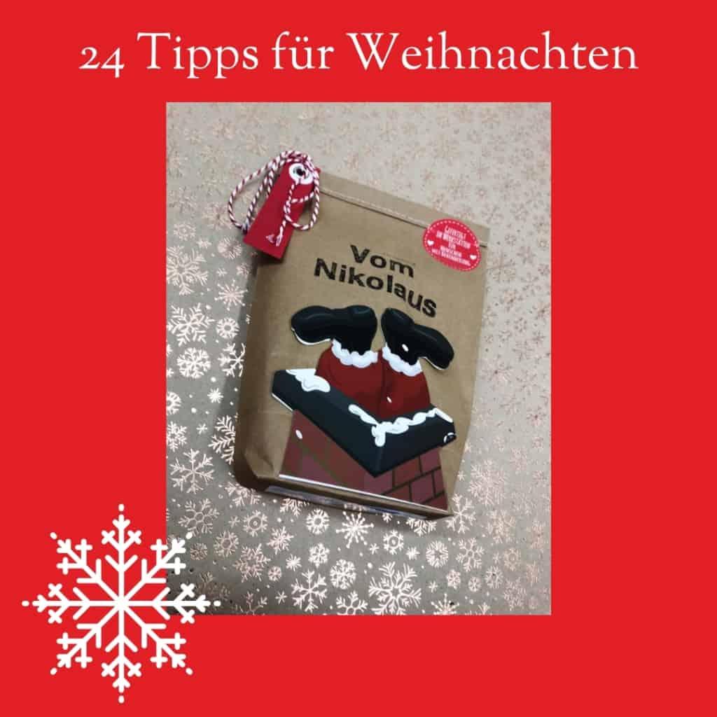 Für den kurzfristigen Nikolaus!