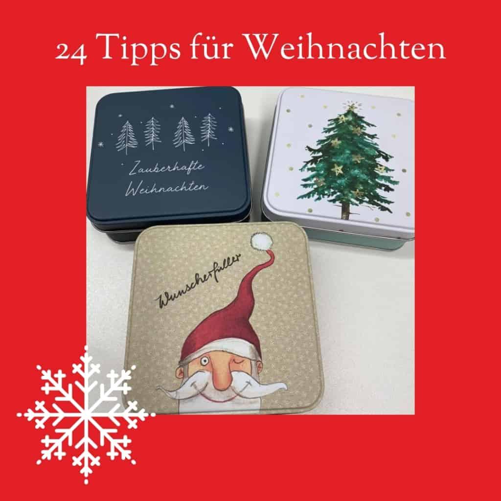Damit Du Deine Geschenke schön verpacken kannst