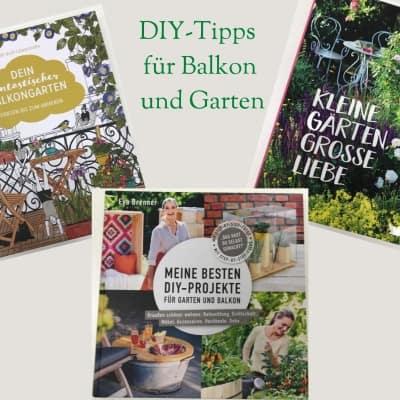 DIY-Tipps für Balkon und Garten