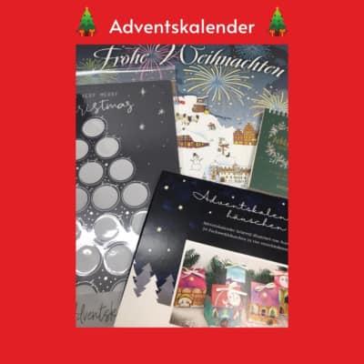 Adventskalender in großer Auswahl bei Dodt Buch und Papier in Bispingen
