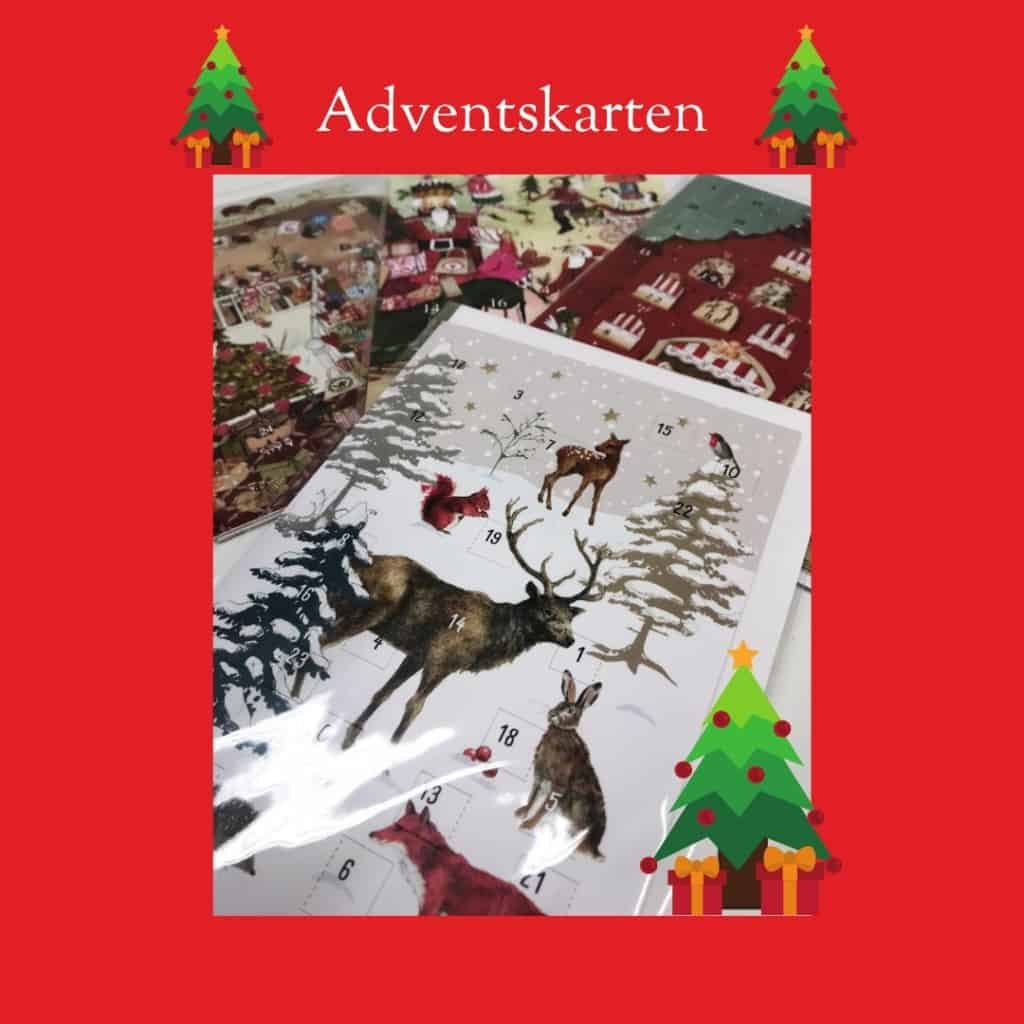 Adventskarten in großer Auswahl | Dodt Buch und Papier Bispingen