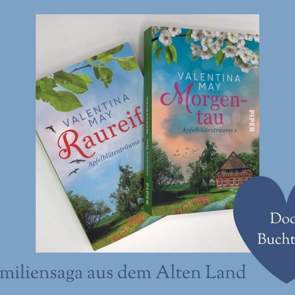 Apfelblütenträume - Familiensaga aus dem Alten Land von Valentina May   Dodt Bispingen