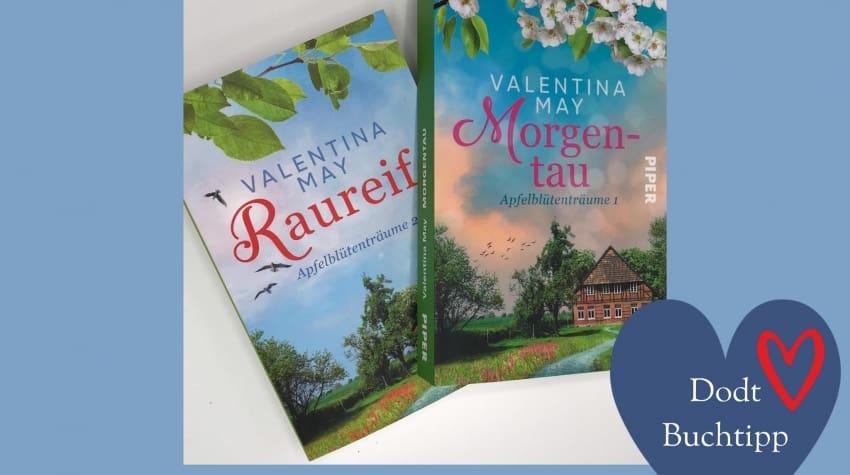 Apfelblütenträume - Familiensaga aus dem Alten Land von Valentina May | Dodt Bispingen