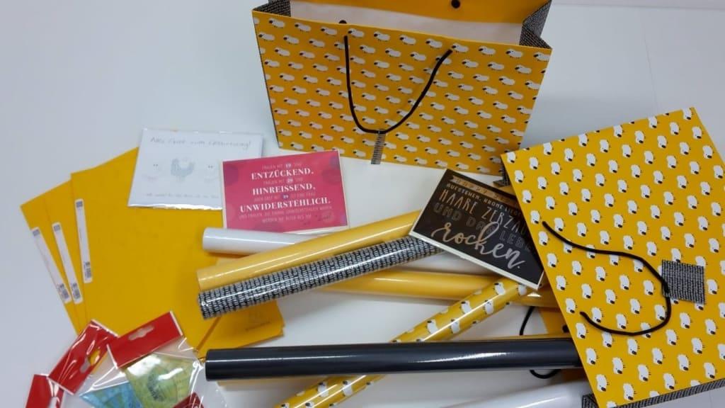 Dodt Einzelhandel in Bispingen: Geschenkpapier, Geschenktüten, Grußkarten, Geodreiecke und mehr ...