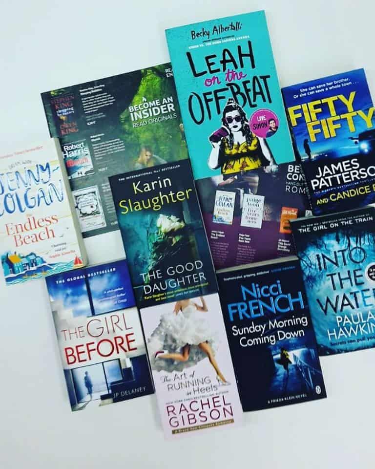 Neu im Sortiment: Englische Bücher