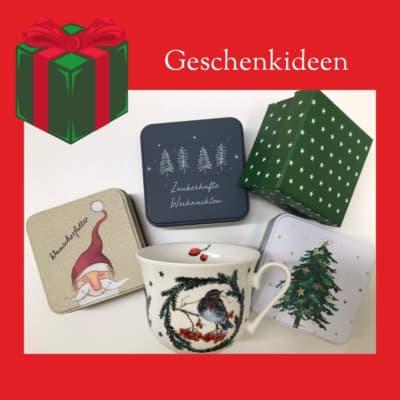 Weihnachtliche Geschenkideen bei Dodt Buch und Papier in Bispingen