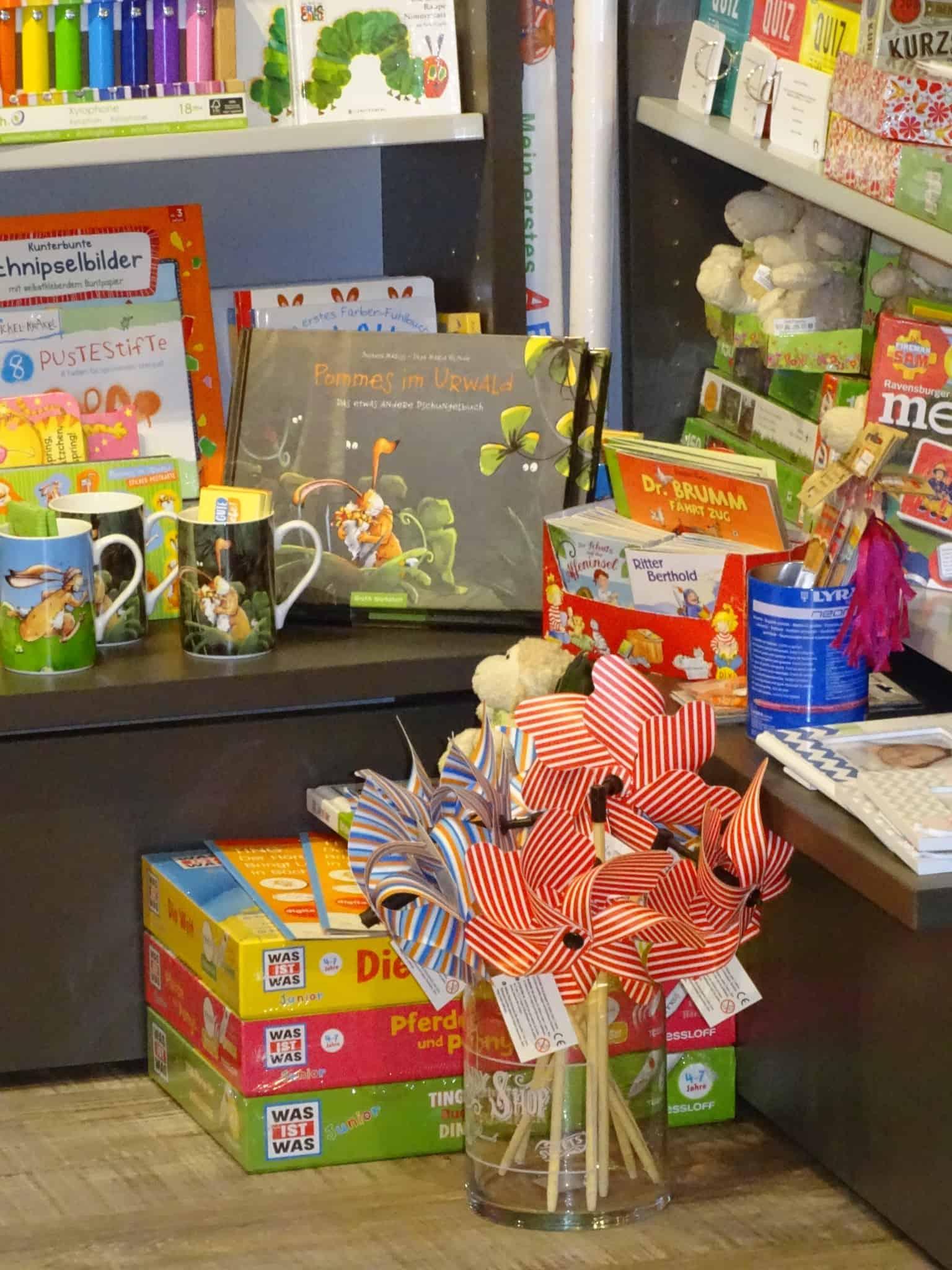 Ausgewählte Geschenkideen für Kinder