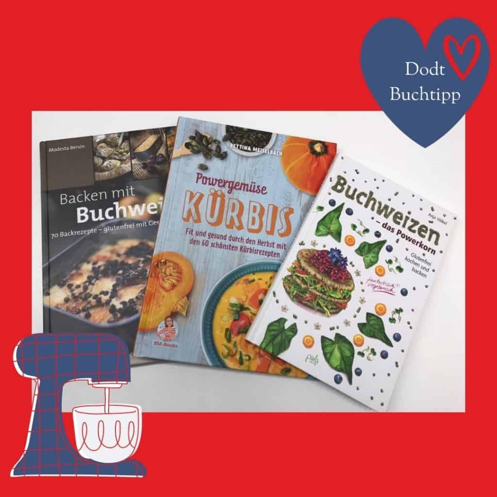 Neue Koch- und Backbücher | Dodt Bispingen