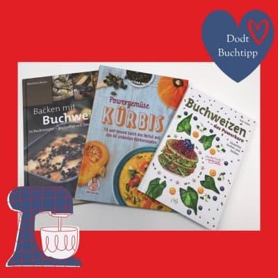 Aktuelle Koch- und Backbücher