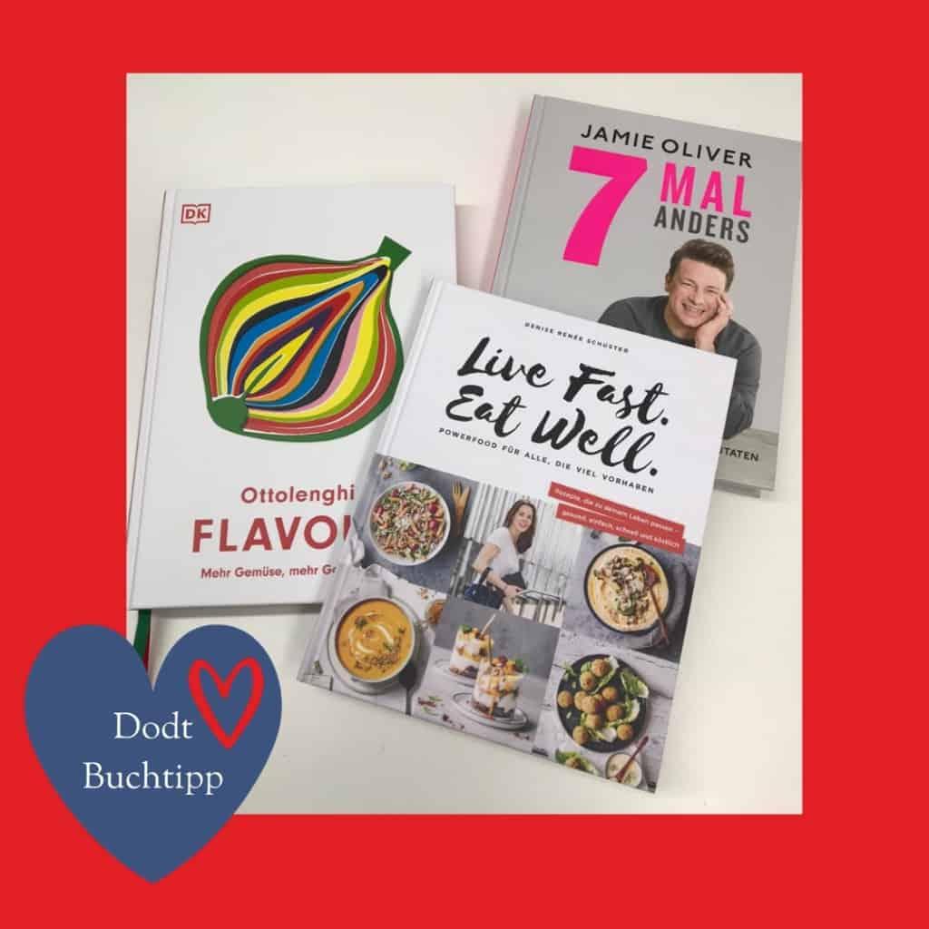 Inspirationen für das Kochen mit neuen Kochbüchern | Dodt Bispingen
