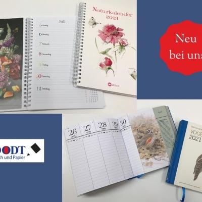 Natur- und Vogelkalender 2021