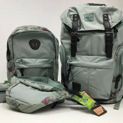 Neue NITRO Bags in Pastellfarben für die Frühjahrszeit!