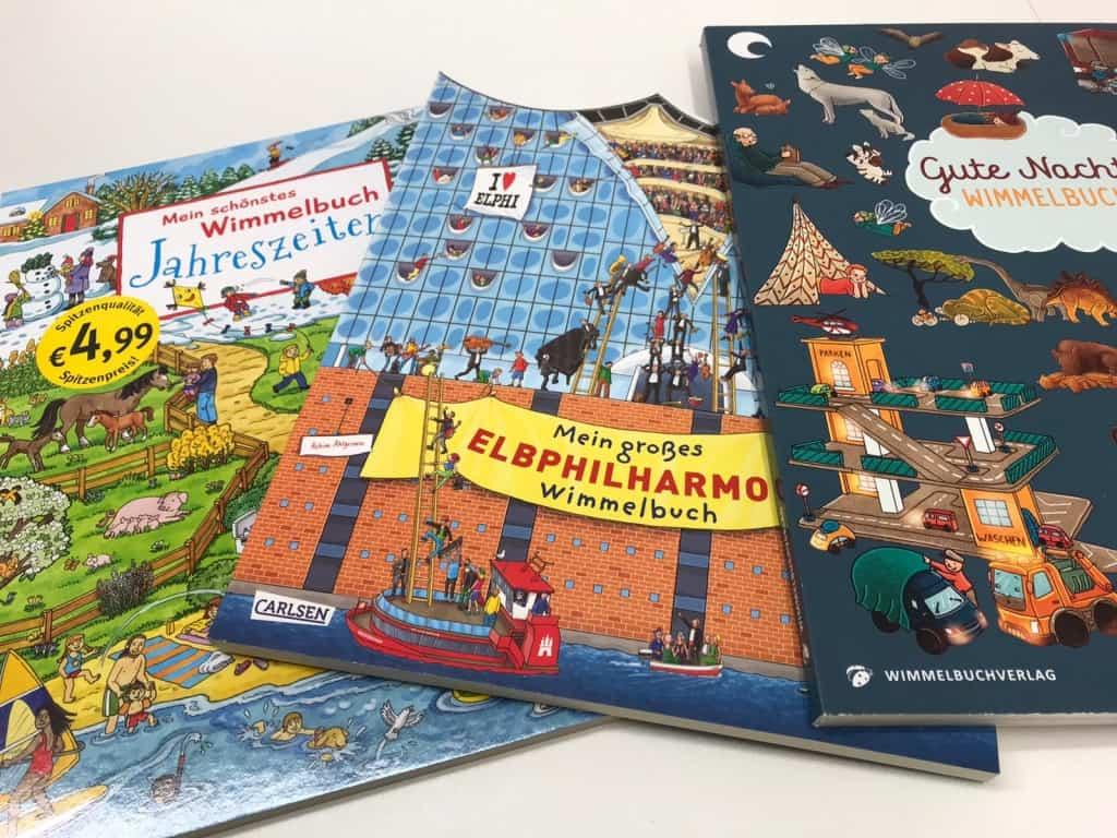 Neue Wimmelbücher für Kinder | Dodt Bispingen