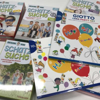 Ideen für den nächsten Kindergeburtstag