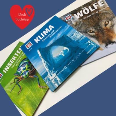 Was ist Was für Kinder ab 8 | Dodt Buch und Papier Bispingen
